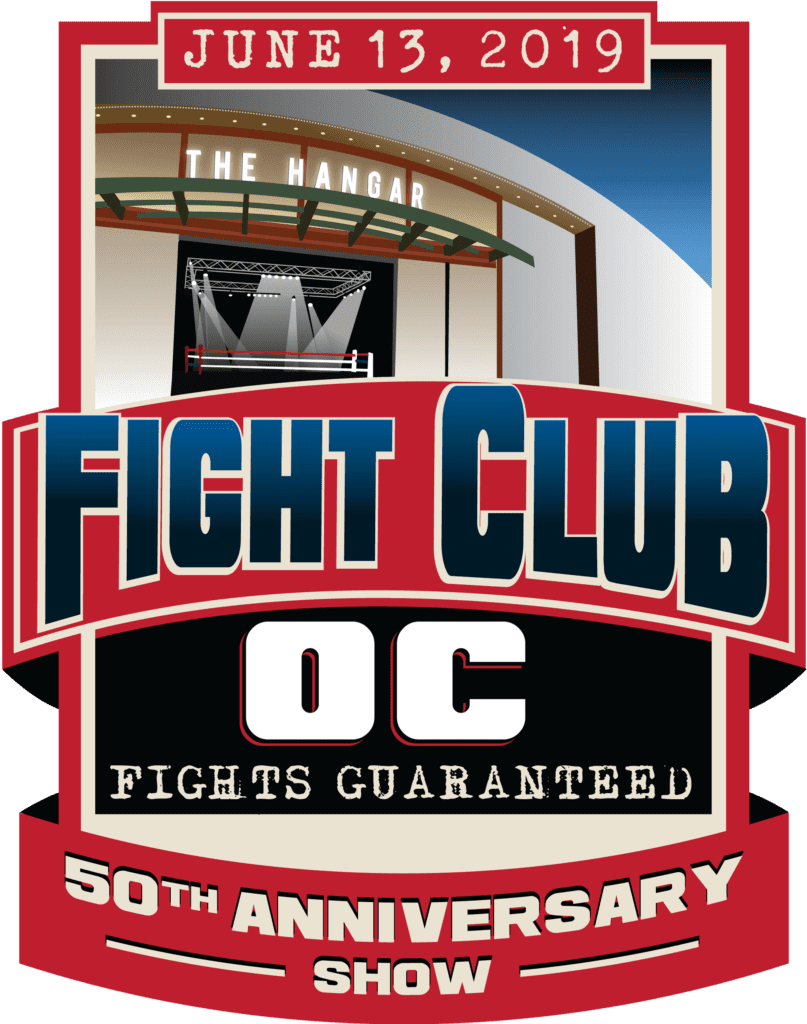 Celebrate Our 50th Fight Club OC Show With Us On June 13th