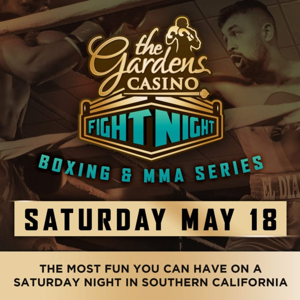 NABF Title Fight and Jonathan Esquivel Returns Saturday May 18th