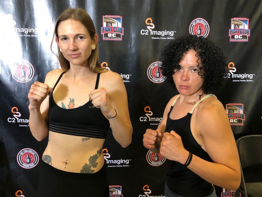 All Fighters Make Weight For 50th Anniversary Show