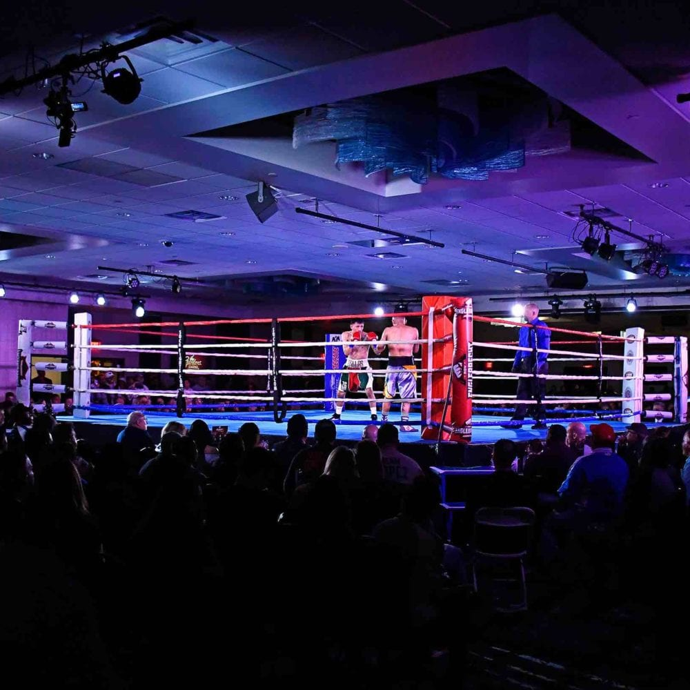Fight Night At The Gardens Casino Opening Night Takes Place This Saturday!
